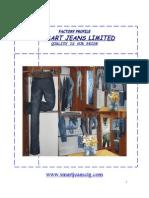 Factory Profile of Smart Jeans Ltd (11!04!12)