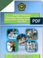 2012 Pedoman PMTAS