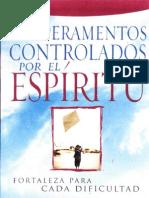 Temperamentos Control a Dos Por El Espiritu