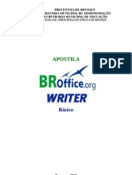 Broffice Writer Basico 7junho2010