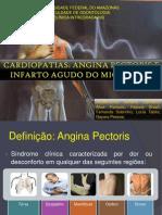 Apresentação diagn. infarto