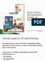Social, Ethical, And Regulatory Aspects Of