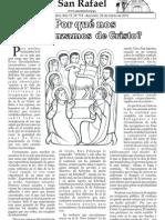 Boletín parroquial del 25 de Marzo de  2012
