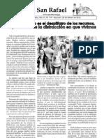 Boletín parroquial del 26 de febrero de 2012