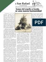 Boletín parroquial del 29 de enero de  2012