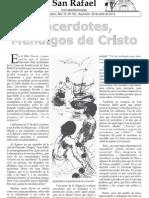 Boletín parroquial del 29 de Abril 2012