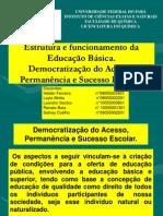 Seminário de de educação