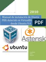 Manual de Instalacion de Elastix en Virtual Box Desde Ubuntu2
