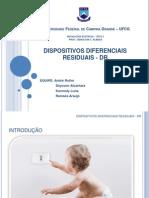 UFCG_TRABALHO DE INSTALAÇÔES _ DR