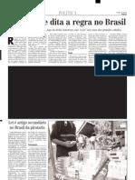 noticia jornal em - camelos e pirataria em bh 2000