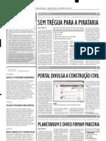 noticia jornal em - estatisticas abes pirataria mg 23_08_2002