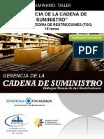 Seminario Taller Gerencia de La Cadena de Suministro