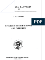 21746964 Barnard Studies in Church History and Patristics ABl 26