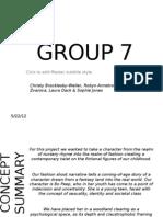 Little Bo Peep - Group 7 Presentation New