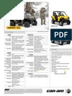 Brochure Commander 800R