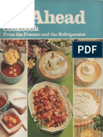 Betty Crocker's Do-Ahead Cookbook