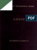 logicclarke00clariala