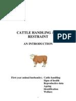 Cattle Handling Booklet 2