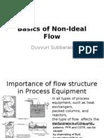 Basics of Non-Ideal Flow April 2012