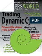 "Traders World Magazine - Issue #51 - ""NakedSwan Trading"" by EfremHoffman"