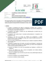 Insulinoterapia Na Diabetes Mellitus Tipo 2_DGS