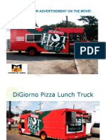 Mobile Lunch Truck Presentation-Pizza Food Trucks