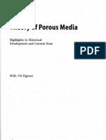 Theory of Porous Media