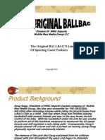 The Original BallBag Presentation