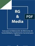 Guía para la Elaboración de Memorias de Sosteniblidad y Suplemento Sectorial para Medios