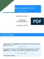 Mao54-Tema 1-Series de Fourier Temp