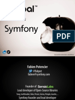 Symfony2 Meets Drupal