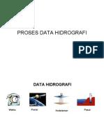 Proses Data Hidrografi