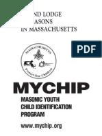 Freemasonry Manual For MYCHIP Child ID Program