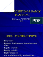 Contraception & Family Planning
