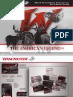 2012 Winchester Ballistics Guide