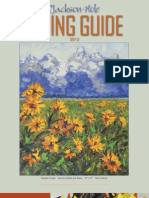 Jackson Hole Dining Guide 2012
