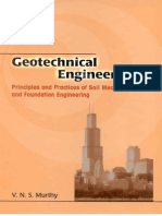 Geotechnical Engineering Principles and Practi