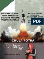 Chula POTRA