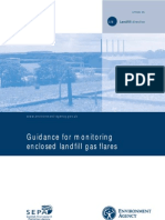 Guidance for Monitoring Enclosed Flares[1]
