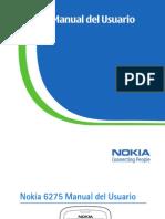 Nokia 6275 UserGuide SP