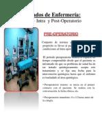 Cuidados de Enfermeriapre Intra Post Quirurgico 2