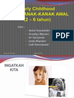 Psikoper Early Childhood