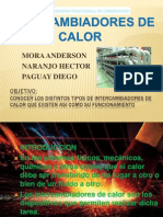 PRESENTACIÓN INTERCAMBIADORES DE CALOR