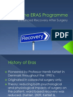The ERAS Programme