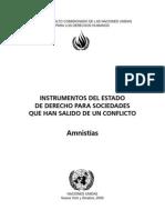 Amnesties Sp