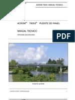Spanish_acrow Bridge Handbook_3rd Edition