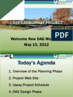 DAG Welcome Meeting