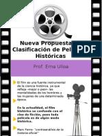 Nueva Propuesta de Clasificación de Películas Históricas