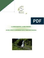 Le Loisir Equestre en Midi Pyrénées