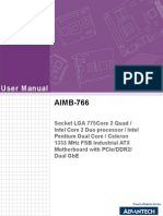 AIMB-766 User Manual Ed.1